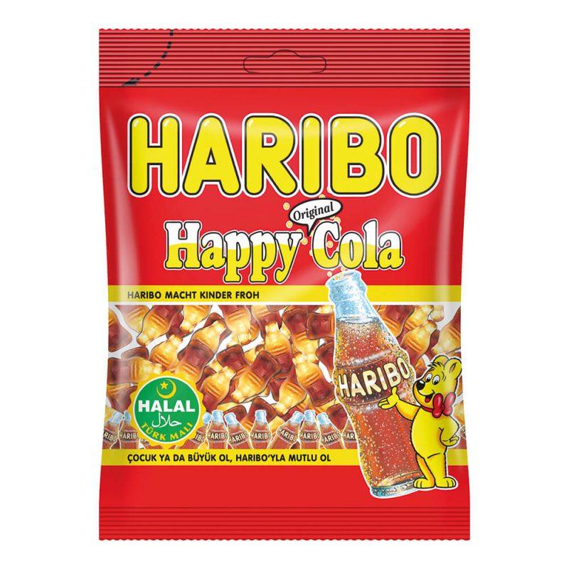 Haribo Happy Cola, Halal